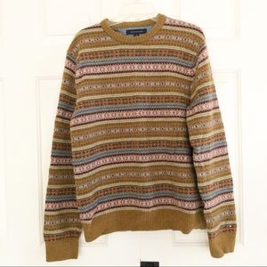 Tommy Hilfiger Lambswool blend knit sweater sz L